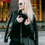 Looking Luxe in Leather!