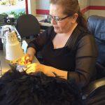 Maria Gonzalez Sews Things Up in Redondo Beach