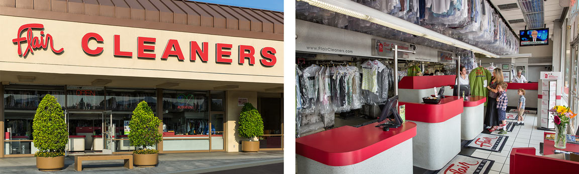 Flair Cleaners - Burbank Dry Cleaners